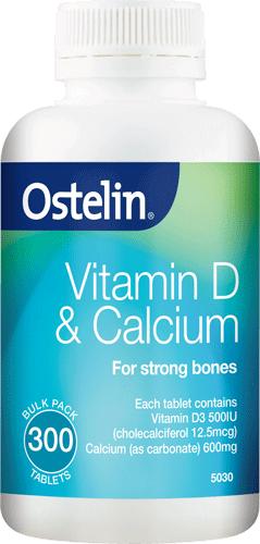 VITAMIN D AND CALCIUM