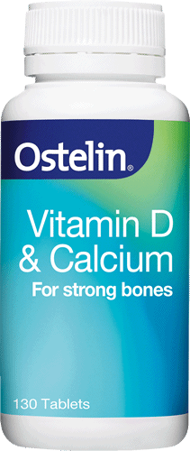 Ostelin Vitamin D and Calcium
