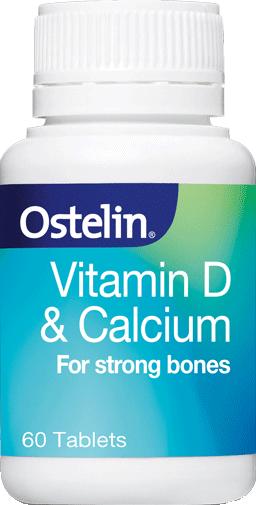 Ostelin Vitamin D and Calcium