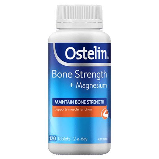 Ostelin Bone Strength Magnesium